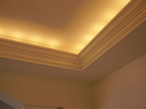 designs for kitchen islands tray ceiling with indirect lighting cove molding