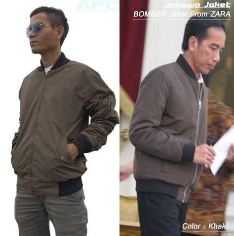 jual jaket bomber from zara jaket jokowi di lapak distro bandung dini afc