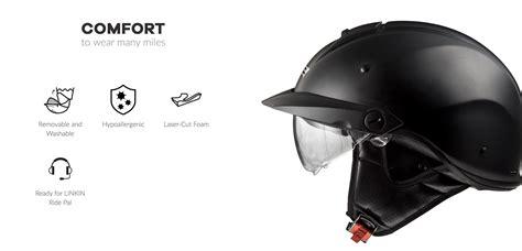 Ls2 Helmets Rebellion Unisex-adult Half Helmet Motorcycle