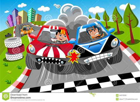 Competition Cartoons, Illustrations & Vector Stock Images