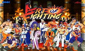 Free Art Of Fighting Premium APK Download For Android GetJar