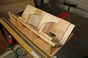 Table Saw Spline Jig - by smitty22 @ LumberJocks com