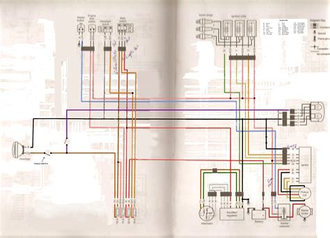 1979 Xs650 Electronic Ignition Wiring Diagram by 1977 Yamaha Xs 750 Wiring Diagram Wiring Library