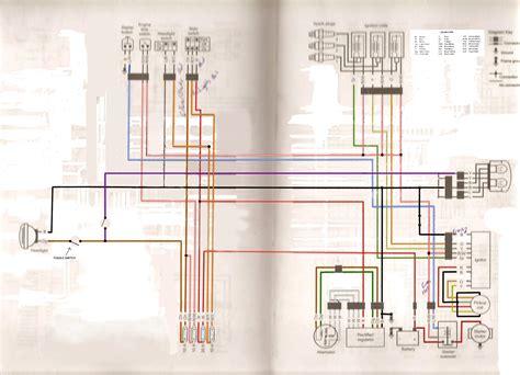 yamaha rt100 engine diagram yamaha wr450 engine wiring