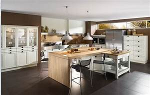 23 very beautiful french kitchens 1721