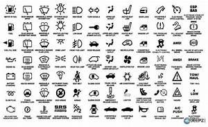 Jeep Dash Light Indicator Symbols