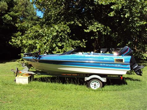 Bass Boats For Sale Usa by Bayliner Bass Trophy Boat For Sale From Usa