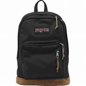 JanSport Right Pack Backpack (Black) TYP7008 B&H Photo Video  Jansport