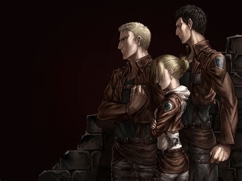 shingeki  kyojin giants advance wallpaper