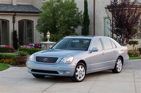 2003 Lexus Ls430 Reviews And Rating Motor Trend