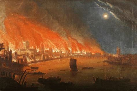 The first alarm calls came to the fire brigade just before 9 am local time. Great Fire of London: Wealthy buried wine to save it ...