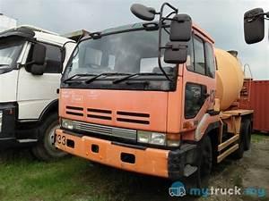 2017 Ud Trucks Cw510 24 000kg In Selangor Manual For Rm130