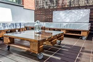 Bauen Mit Europaletten : tisch aus europaletten hilfreiche tipps zum selberbauen ~ Michelbontemps.com Haus und Dekorationen