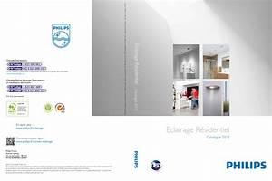 Eclairage Philips Catalogue Maison Intelligente