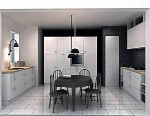 Küche Weiss Modern : landhaus k che wei lack modern u form nolte ausstellungsk che ~ Sanjose-hotels-ca.com Haus und Dekorationen