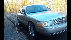 2005 Grand Marquis On 24s