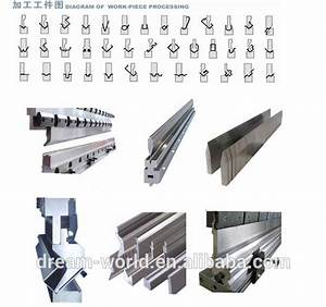 Hydraulic Bending Machine Sheet Metal Forming Dies Press