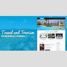 Tourism Wordpress Theme For Tour Operators And Travel