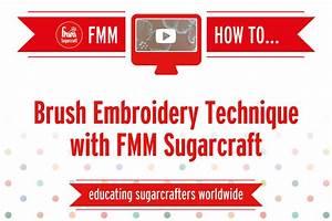 Video Tutorials   Educating & Inform   FMM Sugarcraft
