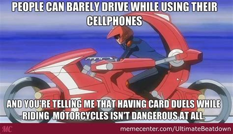 Card Games On Motorcycles?! By Ultimatebeatdown