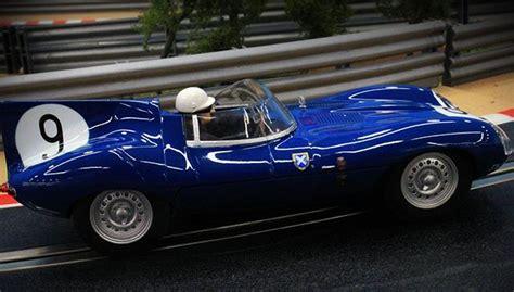 Jaguar D Type 1957 / Scalextric