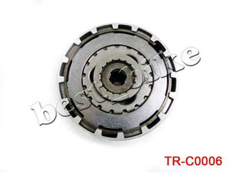 New Chinese Atv Dirt Bike Clutch Plates Assembly 110 125