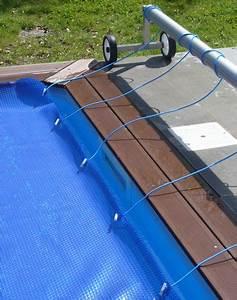 Enrouleur Piscine Hors Sol : tout sur les enrouleurs de baches de piscines part 2 ~ Dailycaller-alerts.com Idées de Décoration