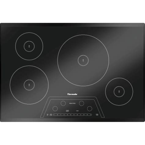 thermador induction cooktop cit304kbb thermador masterpiece 174