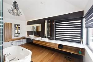 salle de bains moderne griffe cuisine With salle de bain design avec revue décoration