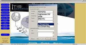 Smart Key Fob Programming Instructions For Any Toyota