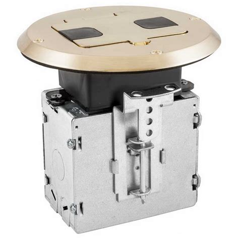 hubbell floor boxes for wooden floors rf515br hubbell wiring device kellems
