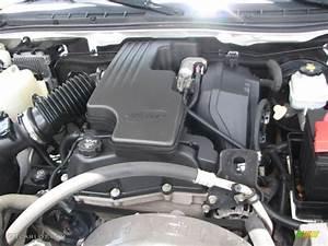 2006 Chevrolet Colorado Extended Cab 2 8l Dohc 16v Vvt Vortec 4 Cylinder Engine Photo  39762398