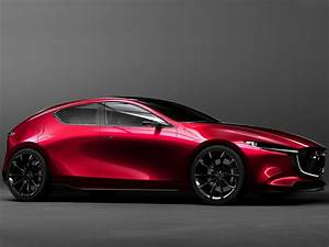 The Next Mazda 3 Will Debut In LA And It39s Going To Look