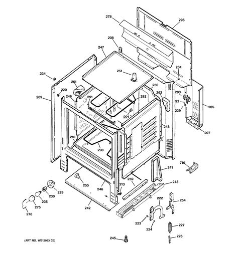 hotpoint oven parts diagram wiring diagram list