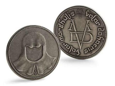 Game of Thrones Faceless Man Coin