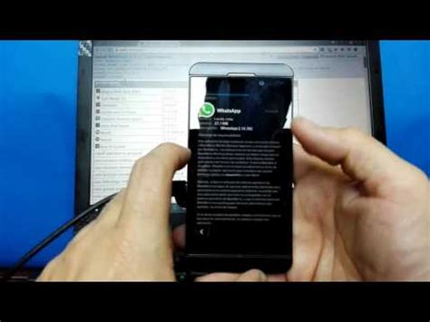 how to use whatsapp after 2016 on blackberry 10 funnydog tv