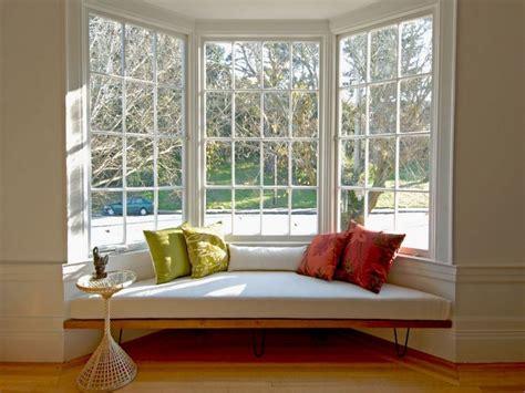 simple bedroom interiors bay windows designs bay window