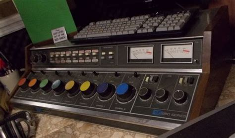 The College, Mixer And Consoles On Pinterest