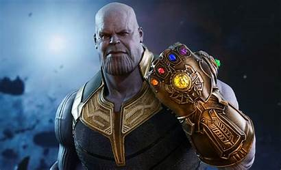 Thanos Infinity Gauntlet Stones Desktop Avengers War