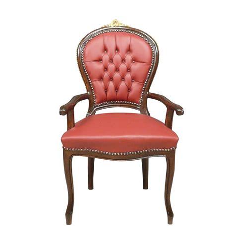 fauteuils de bureau fauteuil louis xv de bureau meuble louis xv