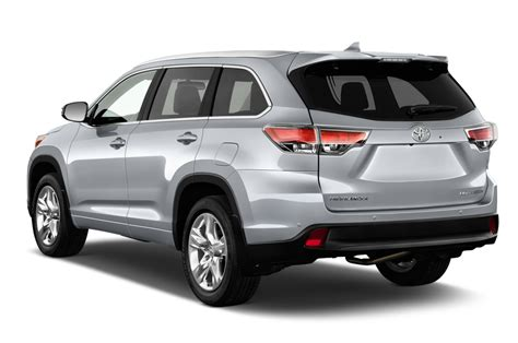 toyota ltd 2015 toyota highlander hybrid reviews and rating motor trend
