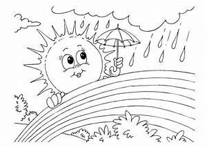 Regenbogen Zum Ausmalen : malvorlage regenbogen ausmalbild 22606 ~ Buech-reservation.com Haus und Dekorationen