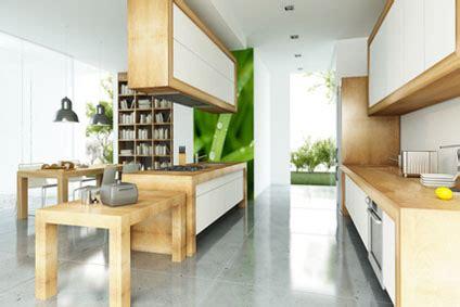 pose plan de travail cuisine comment poser un plan de travail de cuisine sans meuble