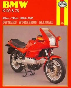Ebay  Sponsored 1983 To 1987 Bmw K100  U0026 K75 Motorcycle