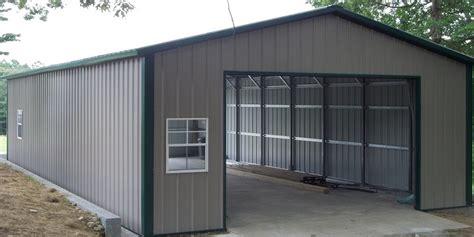 steel garage kits catapult steel buildings metal buildings metal barns