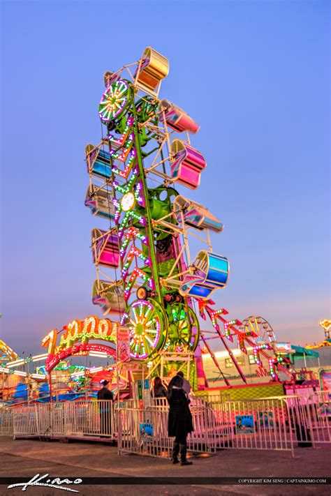 south florida fair popular fair ride  captainkimo