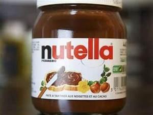 Nutella Maison Recette : nutella maison par paulinedulenc une recette de fan ~ Nature-et-papiers.com Idées de Décoration