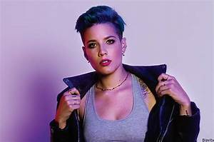 Biracial Singer Halsey Speaks About Passing For White ...