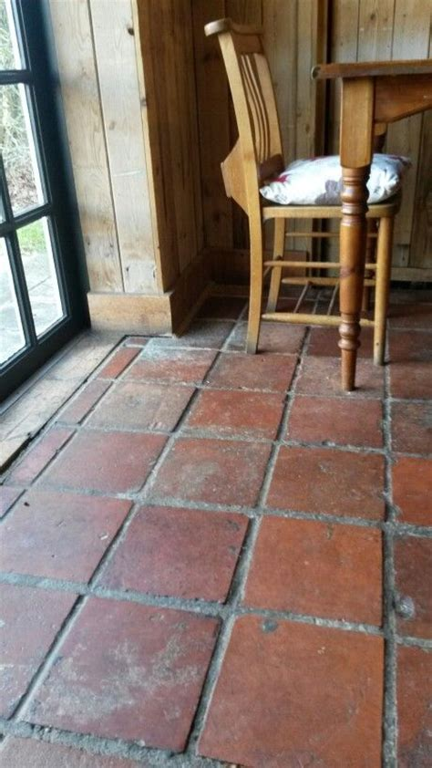 kitchen with terracotta floor tiles best 25 quarry tiles ideas on kitchen quarry 8769