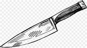 Kitchen Knife Sketch at PaintingValley.com | Explore ...